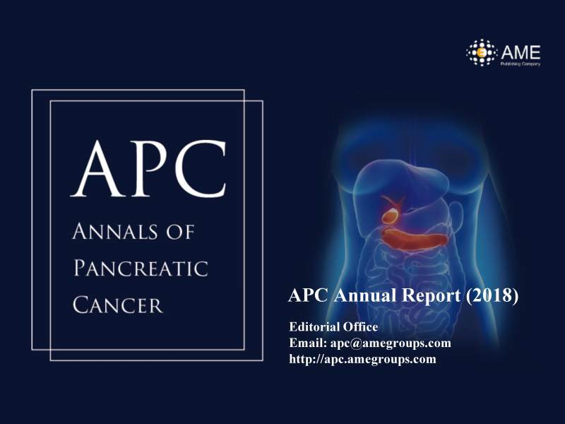 Home - Annals of Pancreatic Cancer