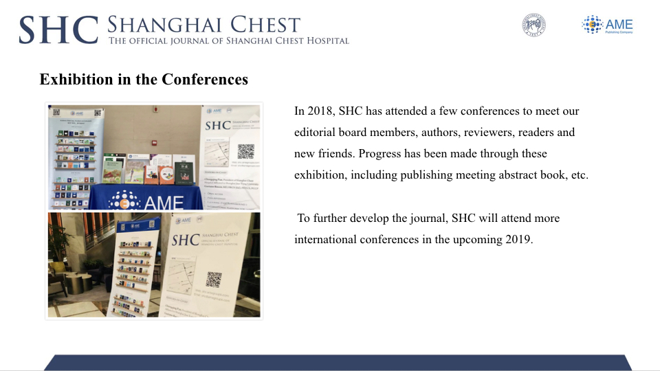 SHC Annual Report (2018) - Shanghai Chest